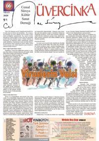 Üvercinka Dergisi Sayı: 66 Nisan 2020 Kolektif