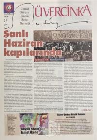 Üvercinka Dergisi Sayı: 68 Haziran 2020