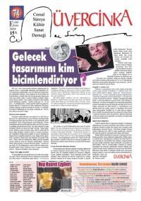 Üvercinka Dergisi Sayı: 71/72 Eylül - Ekim 2020