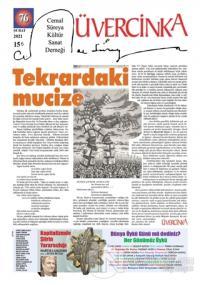 Üvercinka Dergisi Sayı: 76 Şubat 2021