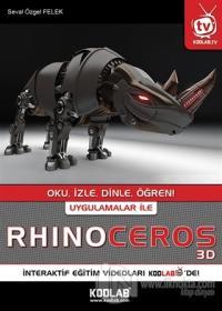 Uygulamalar İle Rhinoceros 3D