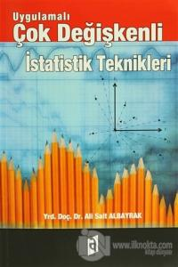 Uygulamalı Çok Değişkenli İstatistik Teknikleri Ali Sait Albayrak