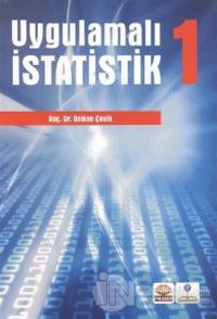 Uygulamalı İstatistik 1 %15 indirimli Osman Çevik