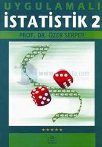 Uygulamalı İstatistik 2