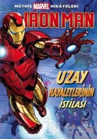 Uzay Hayaletlerinin İstilası - Iron Man
