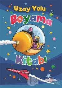 Uzay Yolu Boyama Kitabı