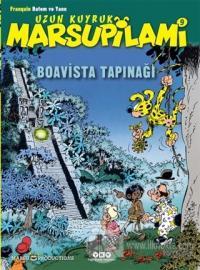 Uzun Kuyruk Marsupilami 9: Boavista Tapınağı
