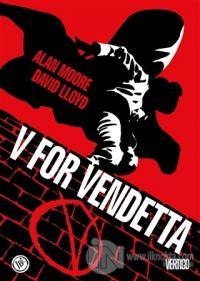 V For Vendetta (Özel Edisyon) (Ciltli)