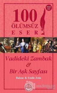 Vadideki Zambak ve Bir Aşk Sayfası - 100 Ölümsüz Eser