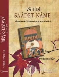 Vahidi Saadet-Name