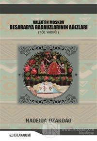 Valentin Moşkov Besarabya Gagauzlarının Ağızları (Söz Varlığı)