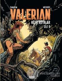 Valerian Cilt 0: Kötü Rüyalar %25 indirimli Pierre Christin