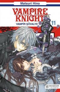 Vampire Knight 11: Vampir Şövalye %25 indirimli Matsuri Hino