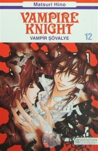 Vampire Knight 12 - Vampir Şövalye %25 indirimli Matsuri Hino