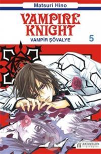 Vampire Knight - Vampir Şövalye 5