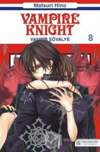 Vampire Knight - Vampir Şövalye 8 (Ciltli)