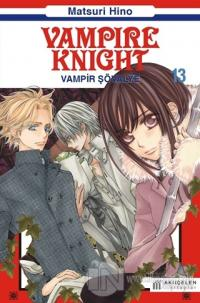 Vampire Knight - Vampir Şövalye 13 %25 indirimli Matsuri Hino