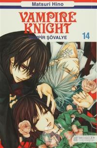 Vampire Knight - Vampir Şövalye 14 %25 indirimli Matsuri Hino