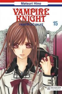 Vampire Knight - Vampir Şövalye 15 %25 indirimli Matsuri Hino