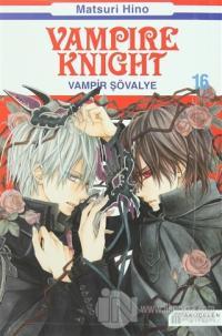 Vampire Knight - Vampir Şövalye 16
