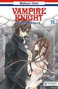 Vampire Knight - Vampir Şövalye 19 %25 indirimli Matsuri Hino