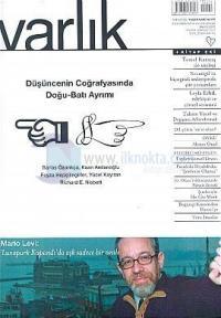 Varlık Aylık Edebiyat ve Kültür Dergisi Sayı: 1172