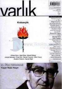 Varlık Aylık Edebiyat ve Kültür Dergisi Sayı: 1182