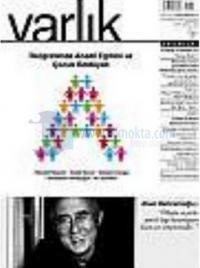 Varlık Aylık Edebiyat ve Kültür Dergisi Sayı: 1189