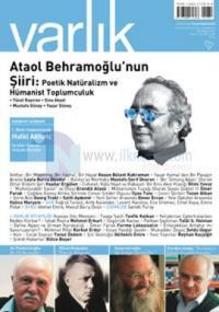 Varlık Aylık Edebiyat ve Kültür Dergisi Sayı: 1257