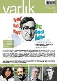 Varlık Aylık Edebiyat ve Kültür Dergisi Sayı: 1258