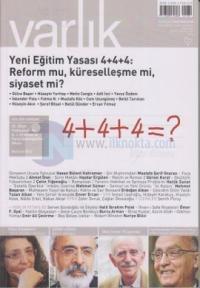 Varlık Aylık Edebiyat ve Kültür Dergisi Sayı: 1261
