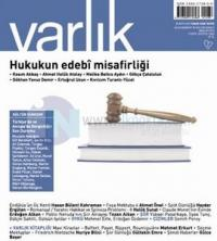 Varlık Aylık Edebiyat ve Kültür Dergisi Sayı: 1263