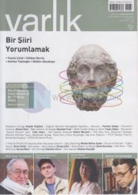 Varlık Aylık Edebiyat ve Kültür Dergisi Sayı: 1267