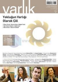 Varlık Aylık Edebiyat ve Kültür Dergisi Sayı: 1268