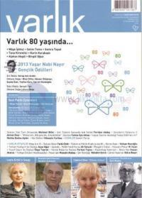 Varlık Aylık Edebiyat ve Kültür Dergisi Sayı: 1270