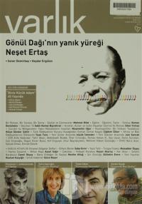 Varlık Aylık Edebiyat ve Kültür Dergisi Sayı: 1273 - Ekim 2013