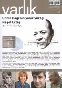 Varlık Aylık Edebiyat ve Kültür Dergisi Sayı: 1273