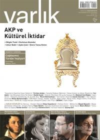 Varlık Aylık Edebiyat ve Kültür Dergisi Sayı : 1320 - Eylül 2017 %10 i