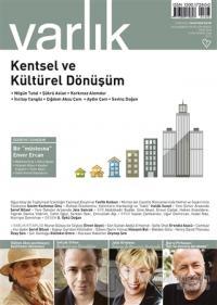 Varlık Aylık Edebiyat ve Kültür Dergisi Sayı: 1326 - Mart 2018