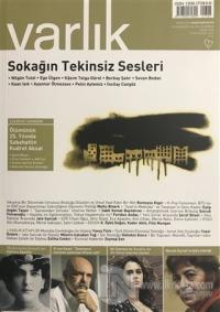 Varlık Aylık Edebiyat ve Kültür Dergisi Sayı: 1327 - Nisan 2018