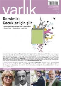 Varlık Aylık Edebiyat ve Kültür Dergisi Sayı: 1331 Ağustos 2018