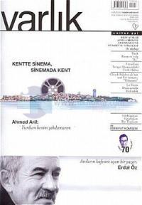 Varlık Aylık Edebiyat ve Kültür Dergisi