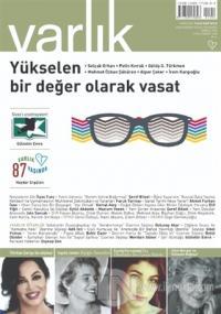 Varlık Edebiyat ve Kültür Dergisi Sayı: 1354 Temmuz 2020