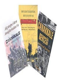 VCD Hediyeli Çanakkale Kitapları (3 Adet)