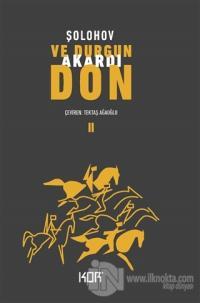 Ve Durgun Akardı Don - 2