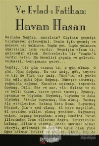 Ve Evlad-ı Fatihan: Havan Hasan %25 indirimli Umut Yalım