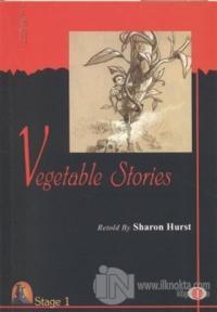 Vegetable Stories (CD'li)