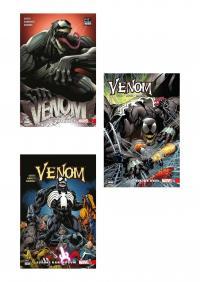 Venom 3 Cilt Takım