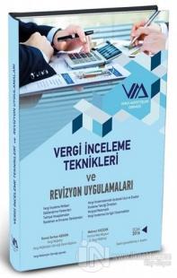 Vergi İnceleme Teknikleri ve Revizyon Uygulamaları (Ciltli)