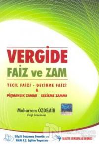 Vergide Faiz ve Zam %25 indirimli Muharrem Özdemir